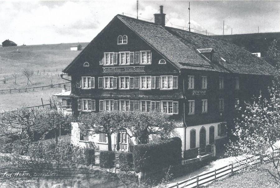 Gasthaus 'Frohe Aussicht' (Klölar)