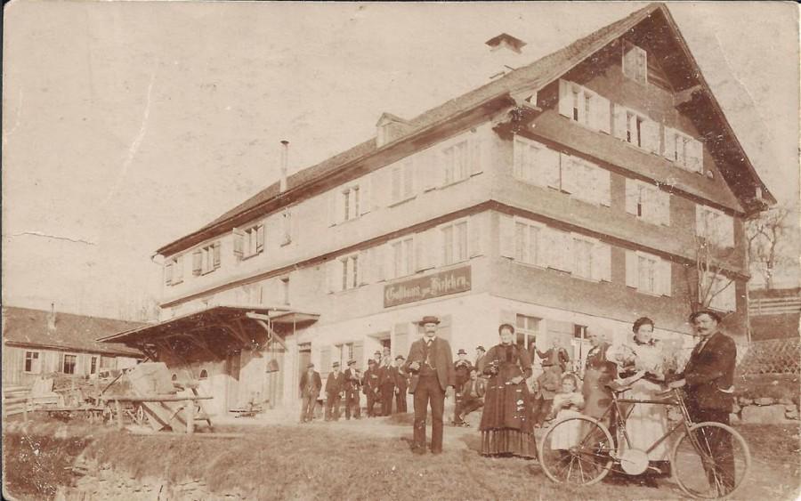 Gasthaus Hirschen, Egg