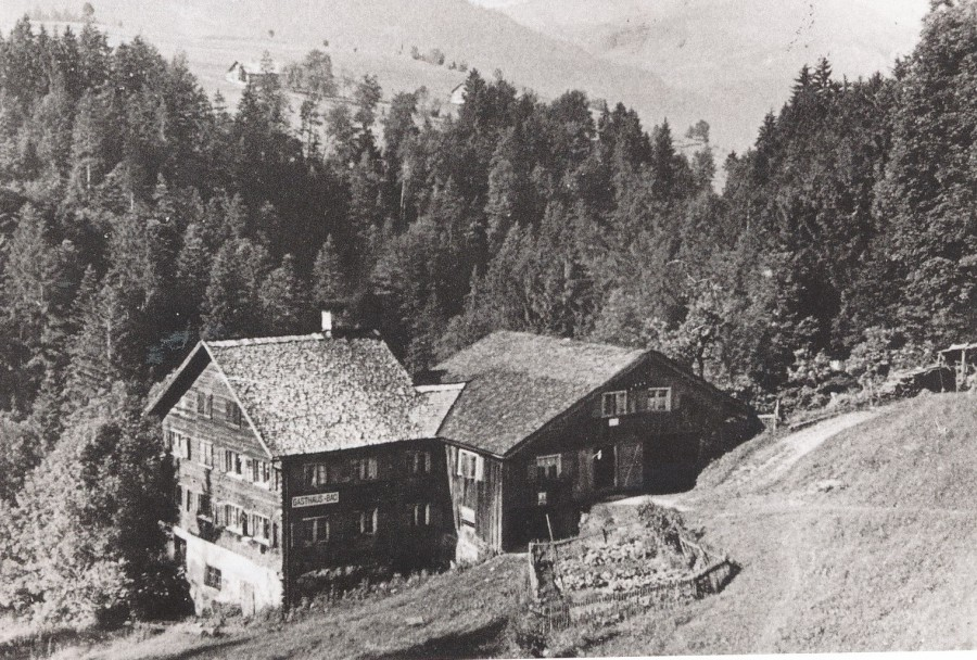 Gasthaus 'Oberbad'