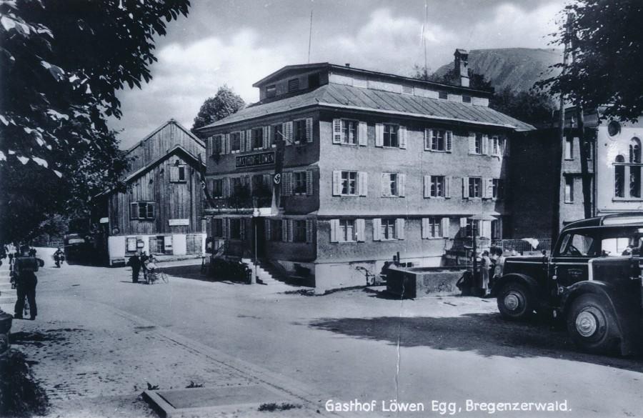 Gasthof 'Löwen', Egg