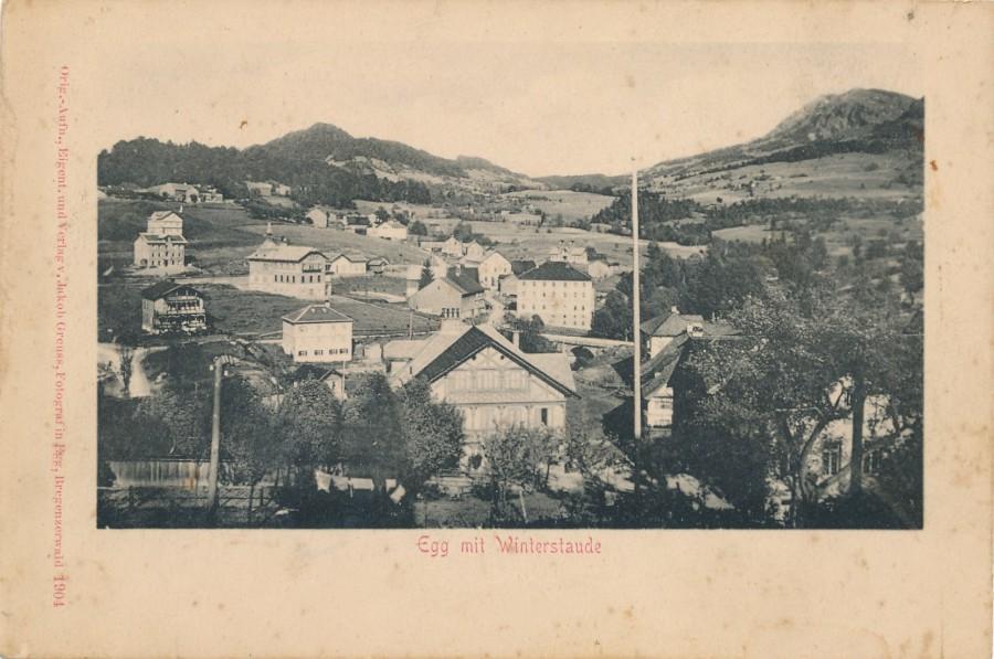 Gerbe - Hub - Winterstaude
